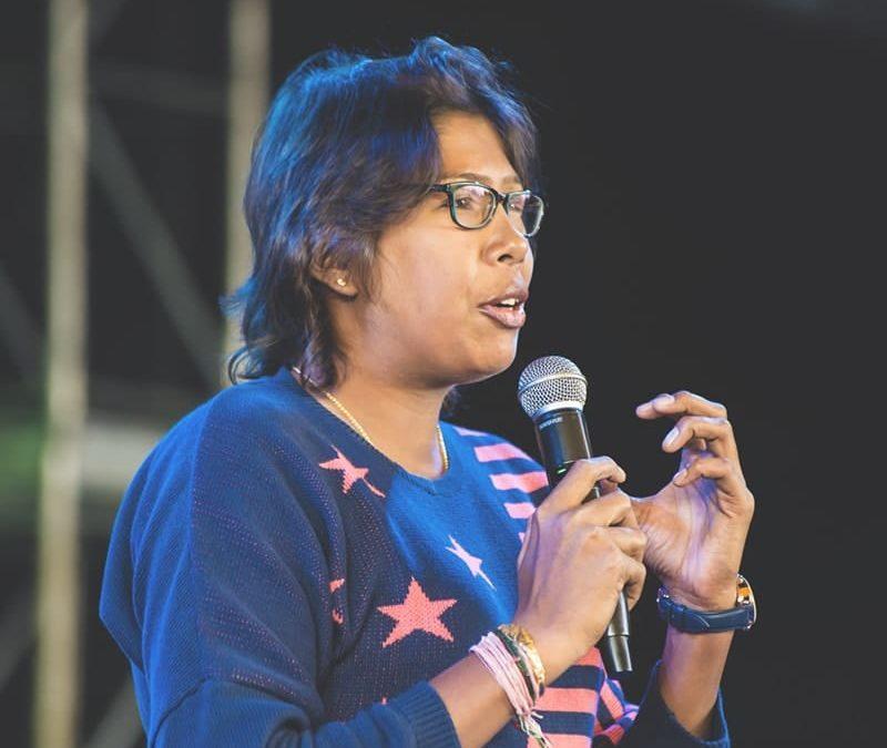 Collaboration of Jhulan Goswami