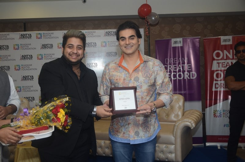 Pujo Adda with Arbaaz Khan